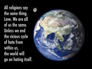 all-religion-same-thing